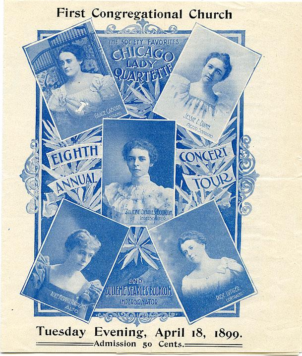 The Chicago Lady Quartette