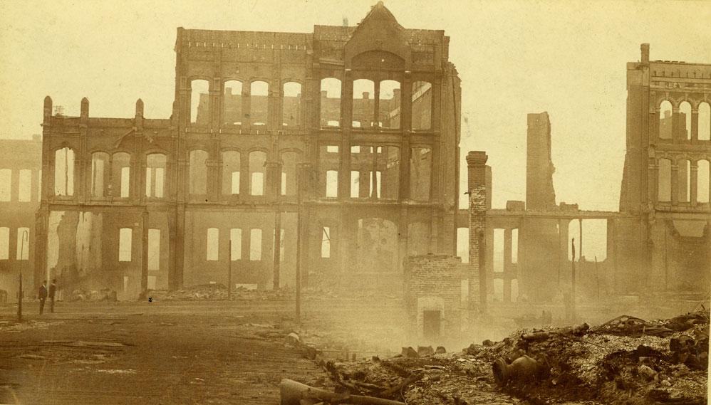 [1889 Seattle Fire]
