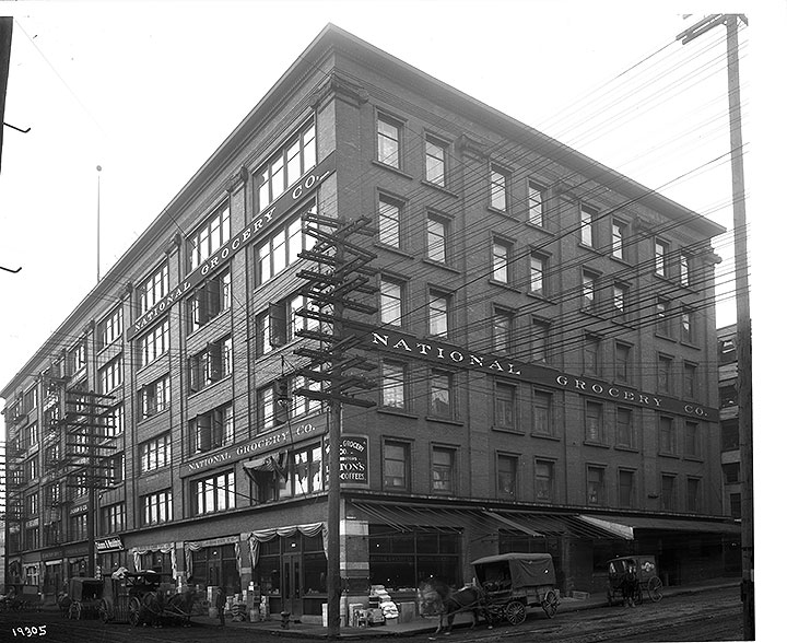 National Grocery Co. Bldg