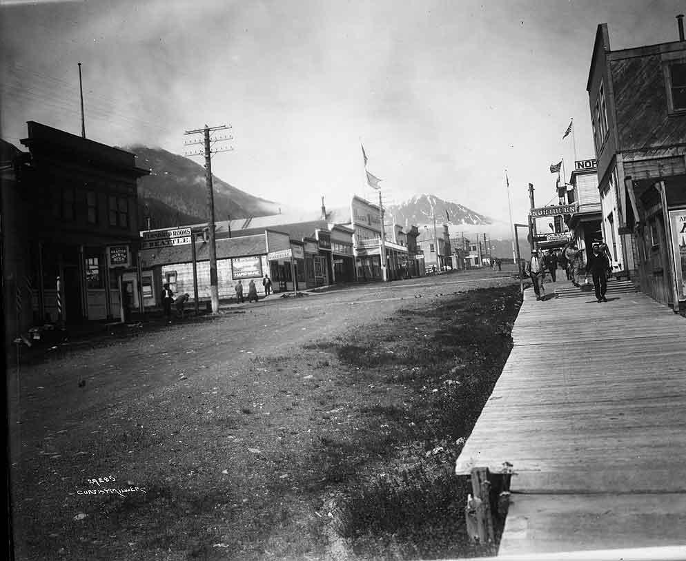 Seward Main Street