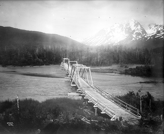 Government bridge near Seward [AK]