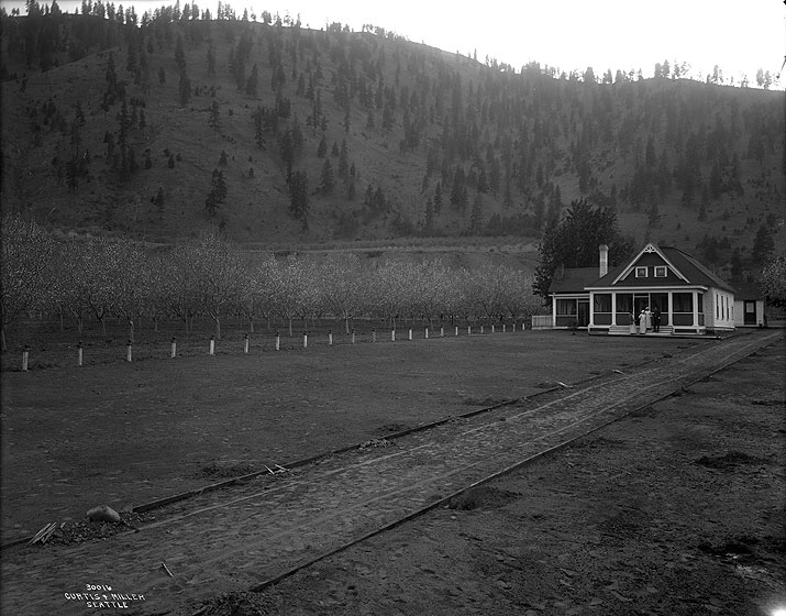 [Homestead and Orchard Entiat, Washington]