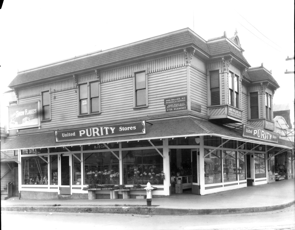 [United Purity Stores]