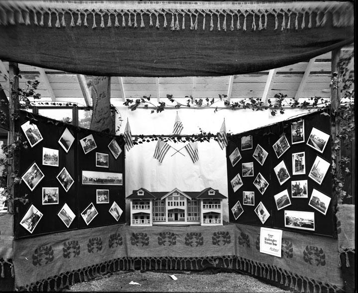 Washington Veteran's Home at Port Orchard Exhibit, Western Washington Fair