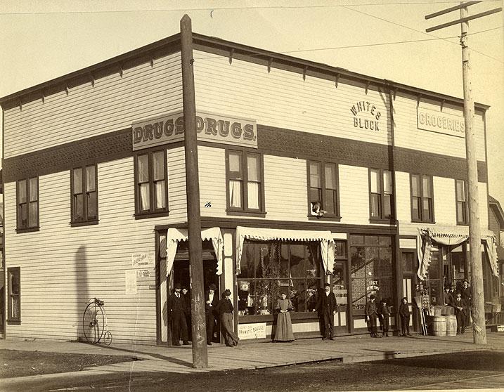 [Quiett & Roice, Drugstore, 2411 Sixth Avenue, Tacoma]