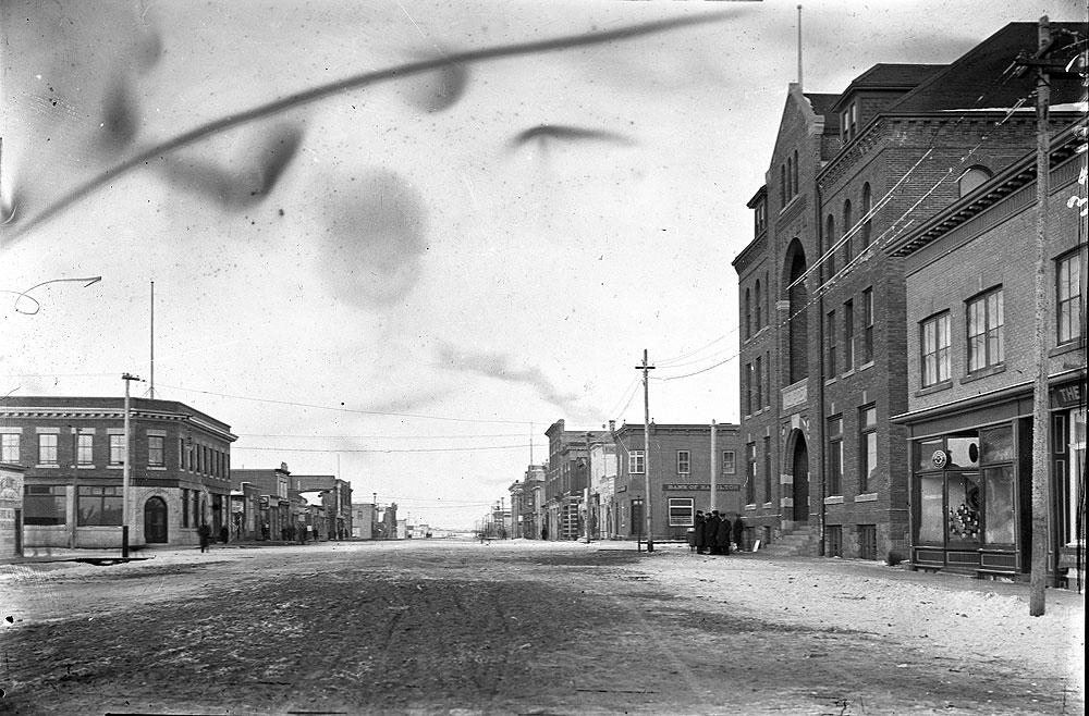 [Main Street, Hamilton  WA]