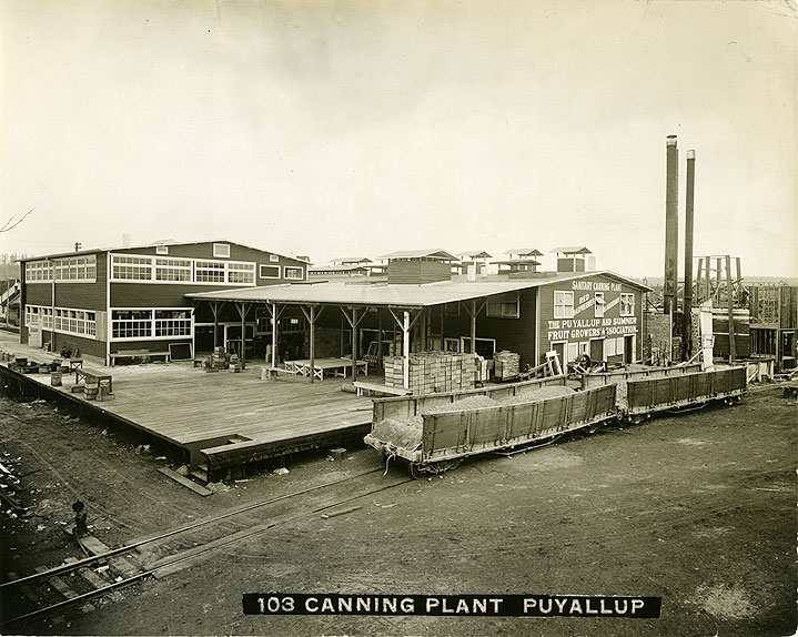 Canning Plant Puyallup