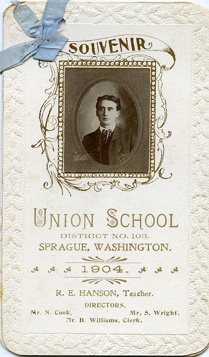 Souvenir, Union School