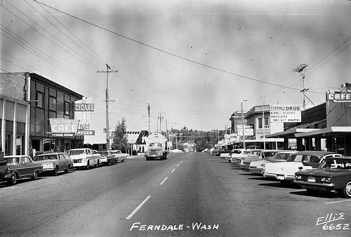 Ferndale - Wash [street scene]