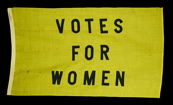 [suffrage banner]