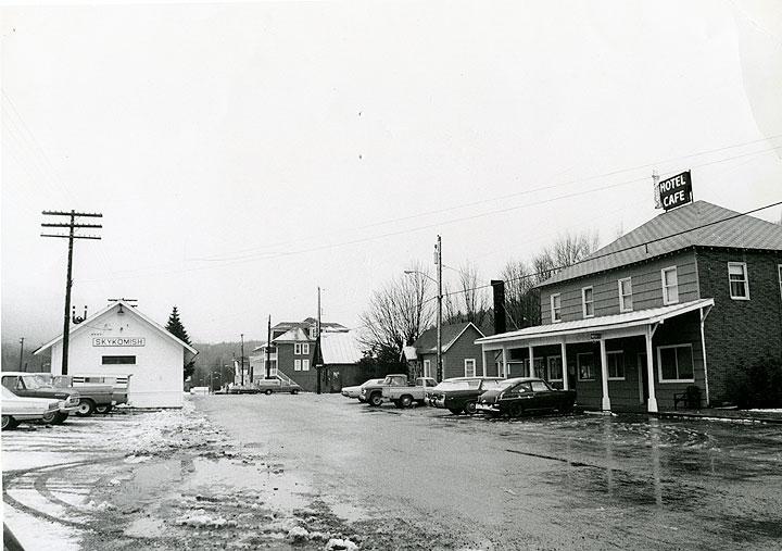 Main Street, Skykomish