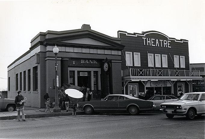 Main Street, Snohomish, WA