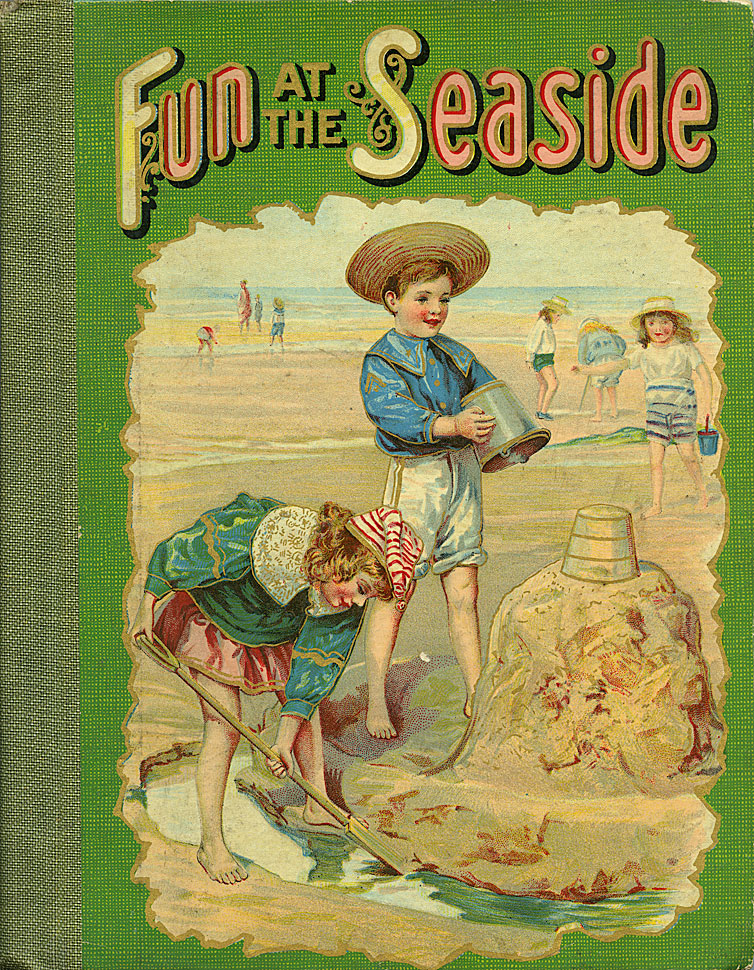 Fun at the seaside: stories that will amuse and interest the children