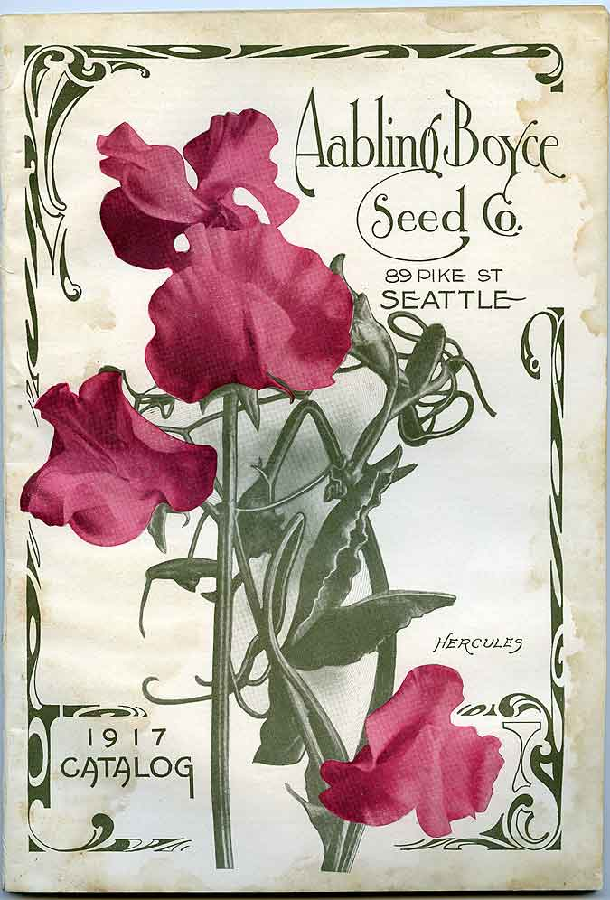 ...Complete 1917 seed and plant manual