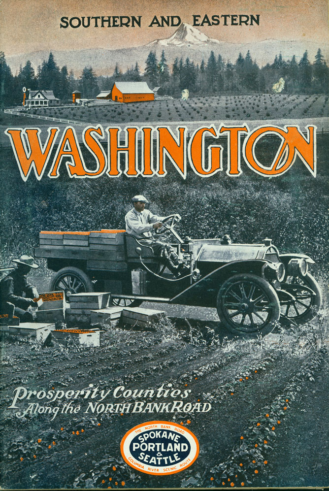 Southern and Eastern Washington ; Prosperity counties along the