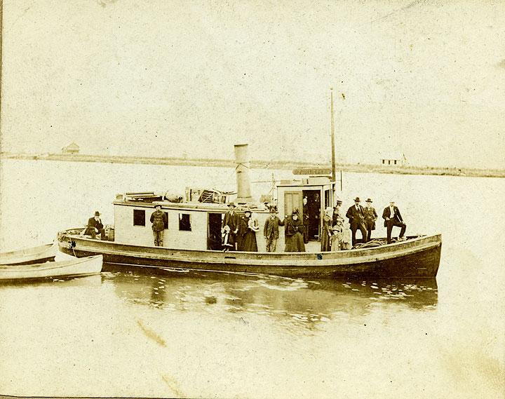 Historic Steamer,