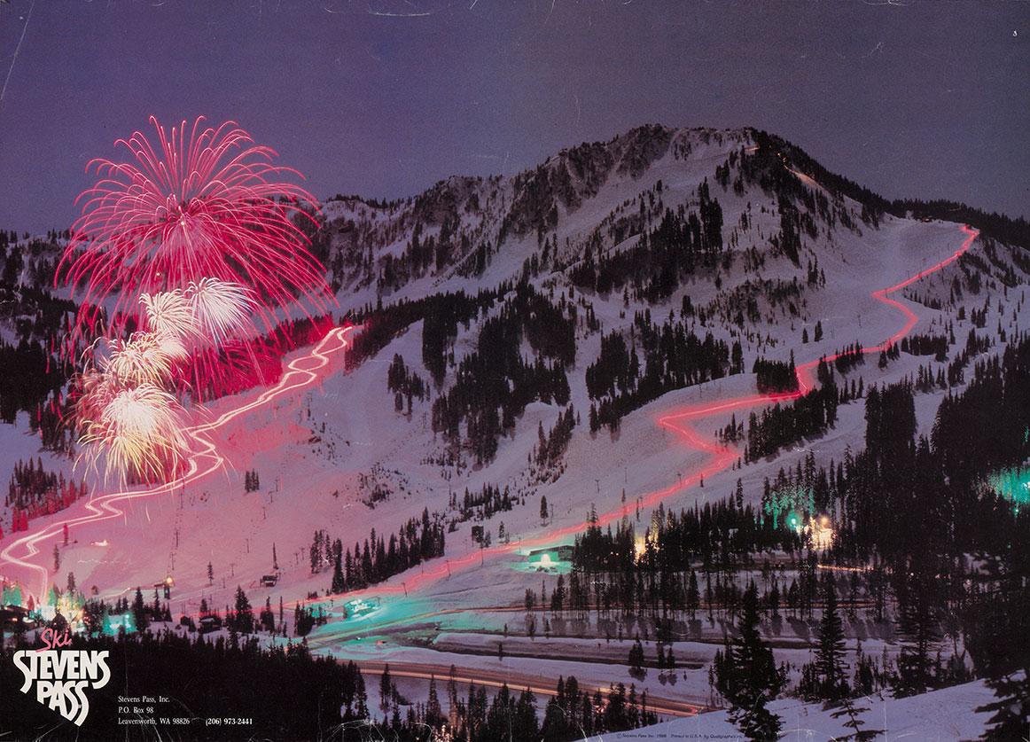 Ski Stevens Pass