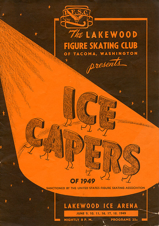 Ice capers of 1949