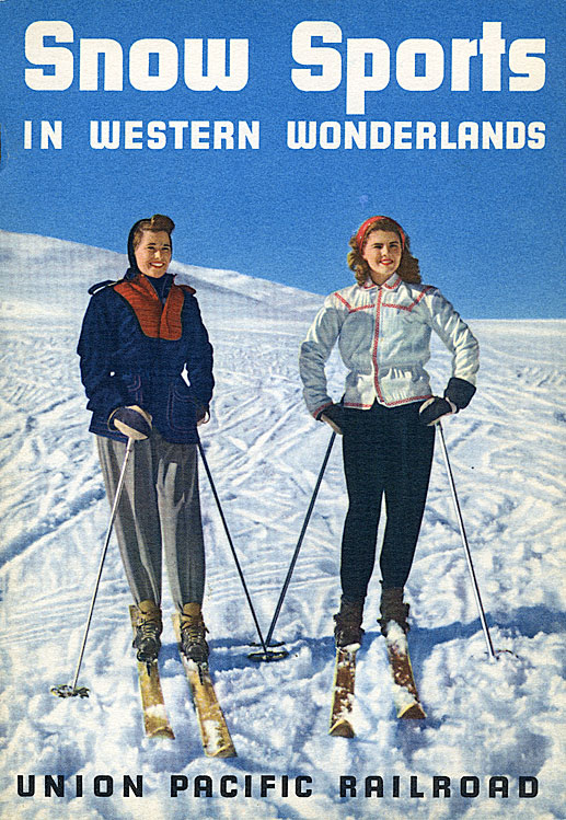 Snow sports in Western wonderlands