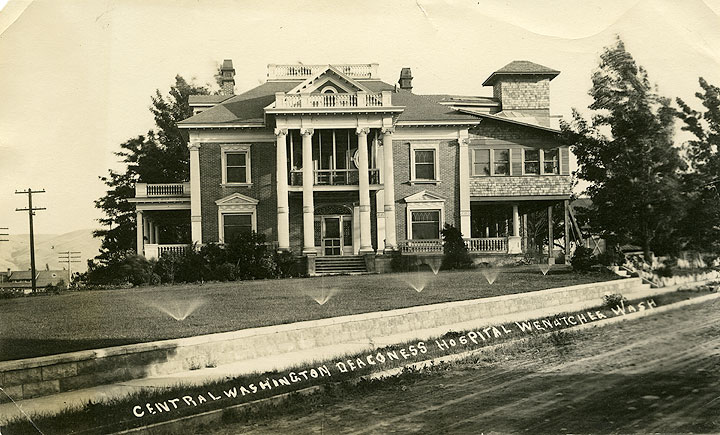 Central Washington Deaconess Hospital, Wenatchee, Wash.