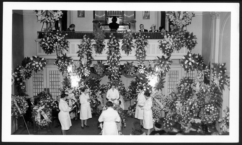 [Waitresses Association of Seattle - Alice Lord's funeral]