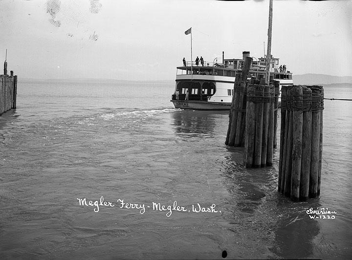 Megler Ferry-Megler, Wash.