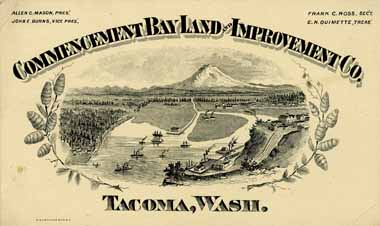Commencement Bay Land and Improvement Company