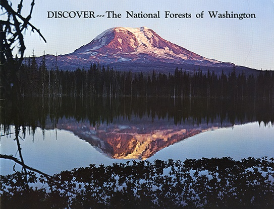 Discover--the national forests of Washington