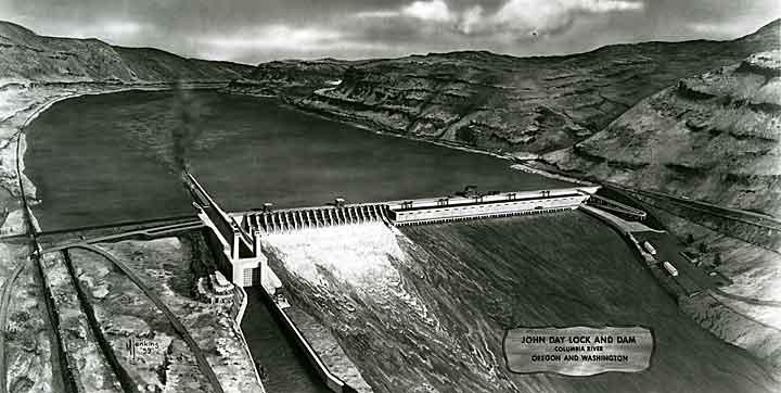 John Day Lock and Dam