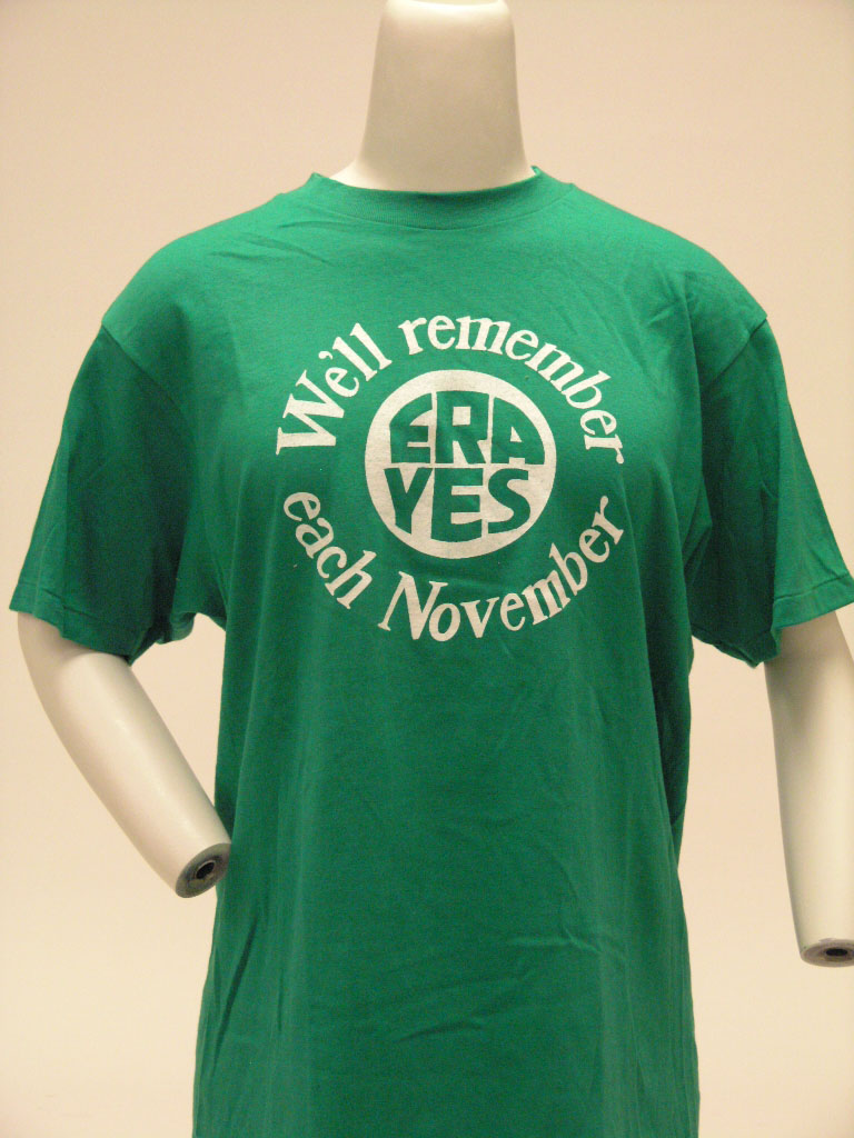 We'll Remember Each November;  ERA Yes