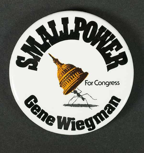 [campaign pin]