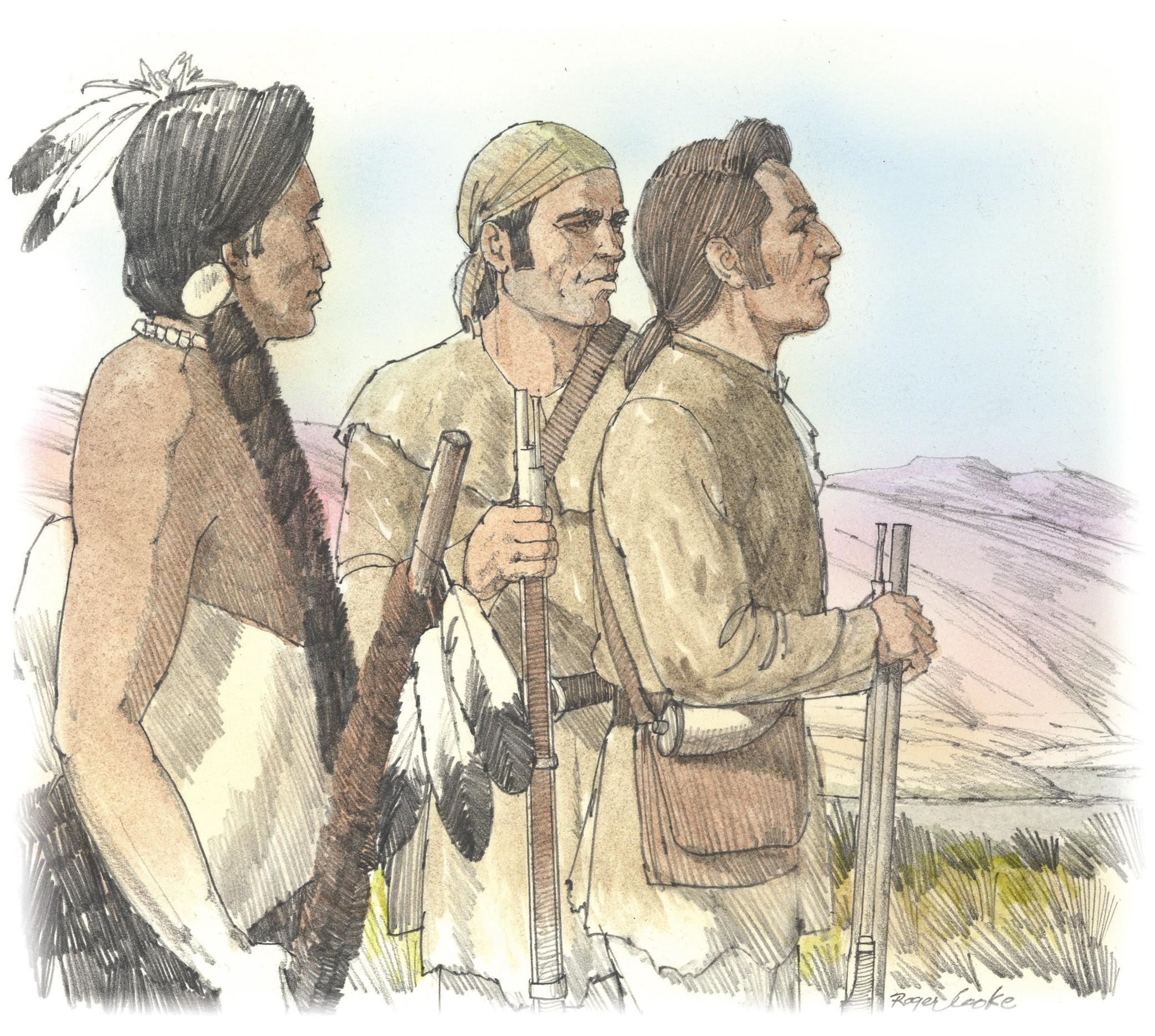 Nez Perce Homelands - Vignette