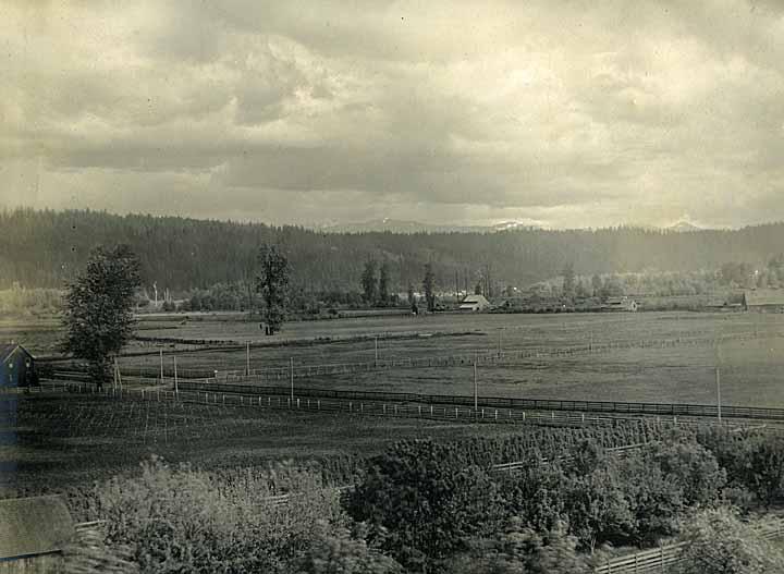 [Farm near Tacoma, WA]