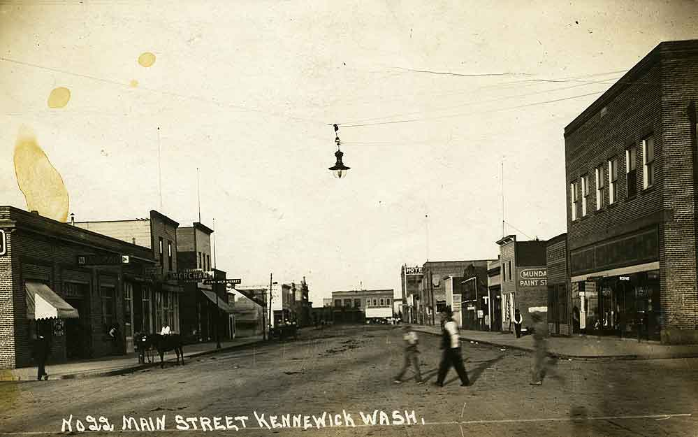 Main Street, Kennewick, Wash.
