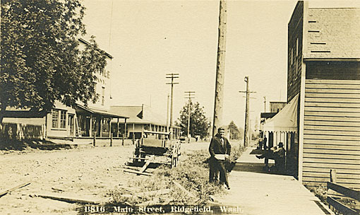 Main Street, Ridgefield, Wash.