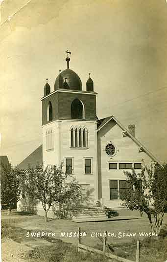 Swedish Mission Church, Selah, Wash.