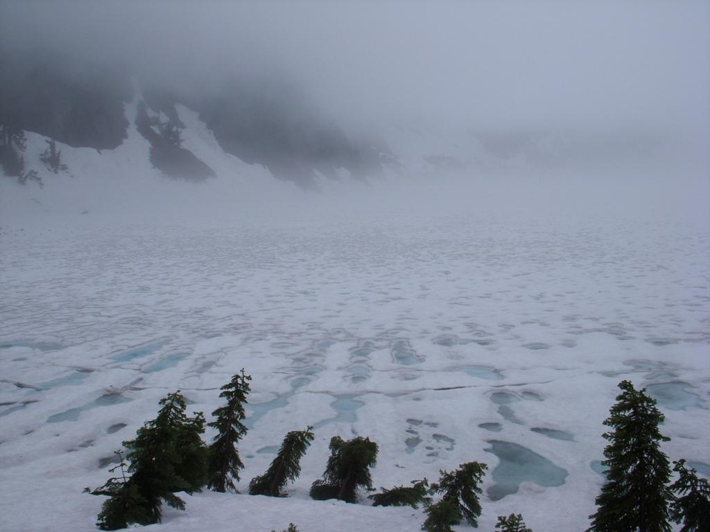 Snow Lake, WA
