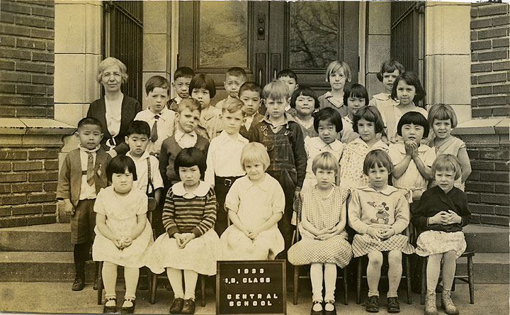 [Uncle Tonney's Grade 1,2, Central School, Tacoma]