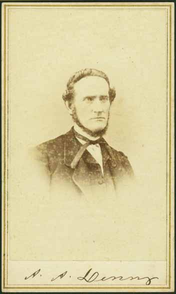 A. A. Denny (portrait)