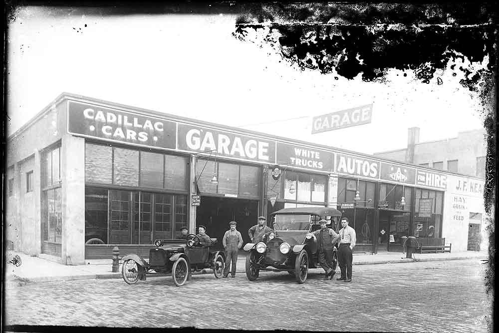 [Olympia Garage Co.]