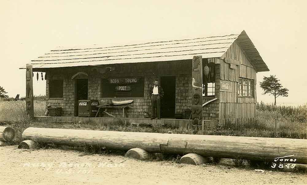 Indian Trading Post, Ruby Beach