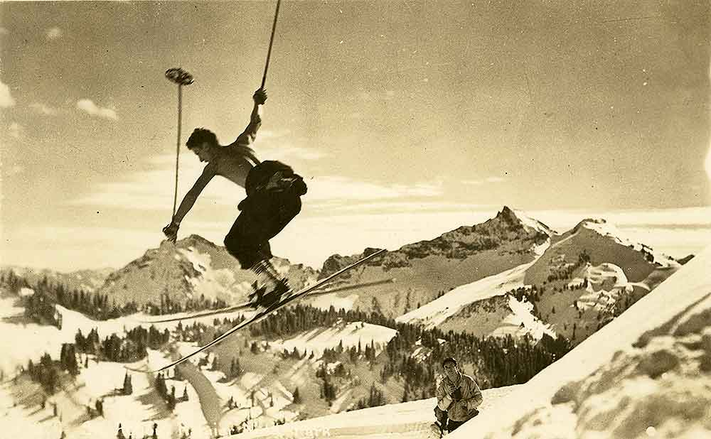 Spring Skiing, Paradise