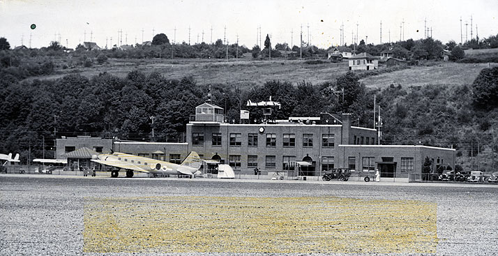 [Boeing Air Field]
