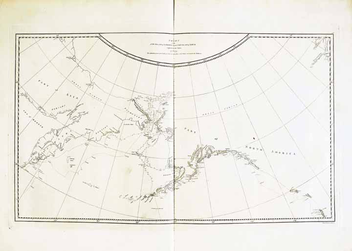 [Atlas to accompany] A Voyage of discovery of the North Pacific Ocean and round the world; in which the coast of North America has been carefully examined and accurately surveyed....