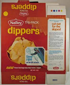 [Nalley tri-pac dippers box]