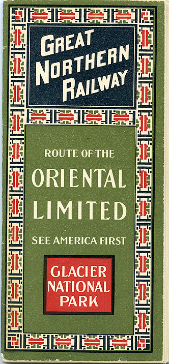 Route of the Oriental Limited