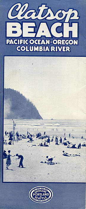 Clatsop Beach, Pacific Ocean, Oregon, Columbia River