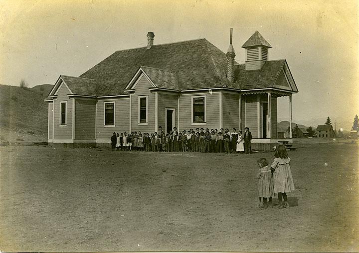 Twisp School, 1901