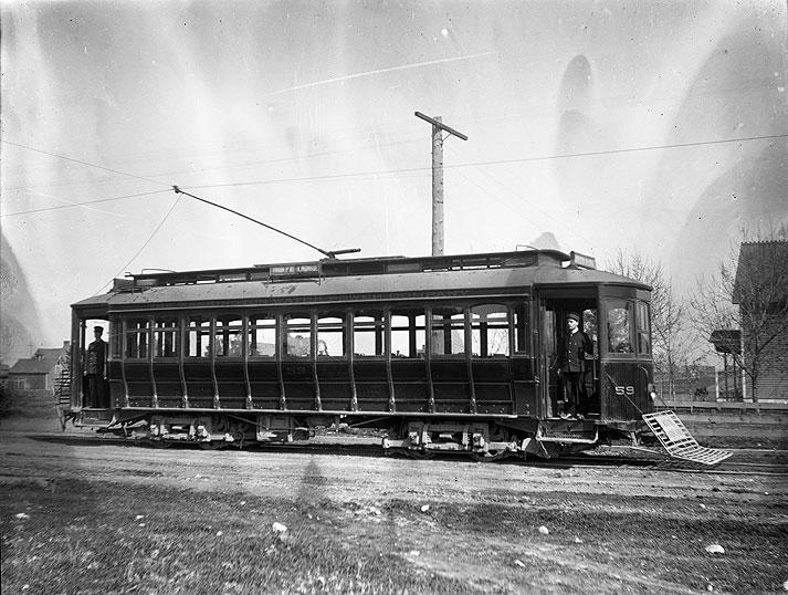 [Spokane Streetcar # 59]
