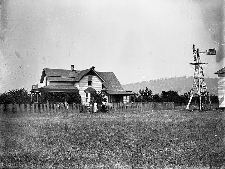 [Ranch House, Spokane Area, Spokane Valley?]